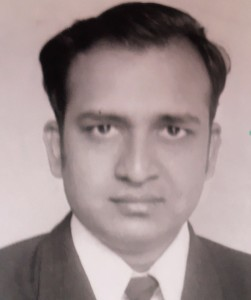 Prof. Ramesh Jain at an early stage of his career (1975).