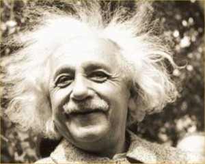 Albert Einstein (Source: Planet Science)