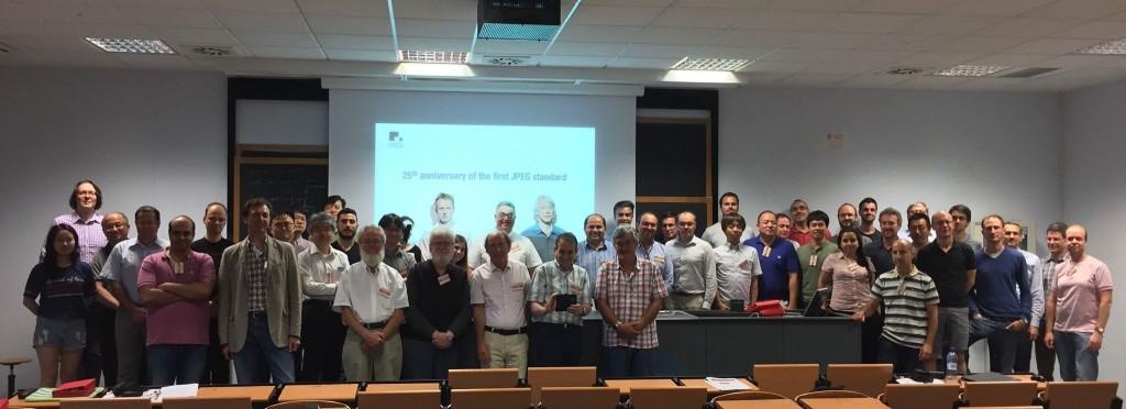 JPEG Column: 76th JPEG Meeting in Turin, Italy