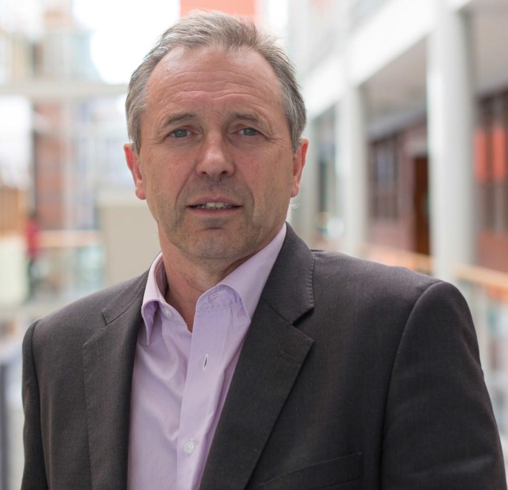 Prof. Alan Smeaton in 2017.