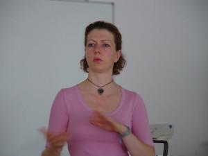 Susanne at