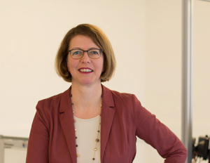 Professor Susanne Boll in 2019