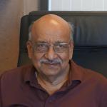 Prof. Ramesh Jain in 2016.