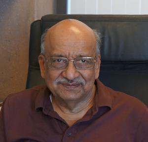 Prof. Ramesh Jain in the year 2016.
