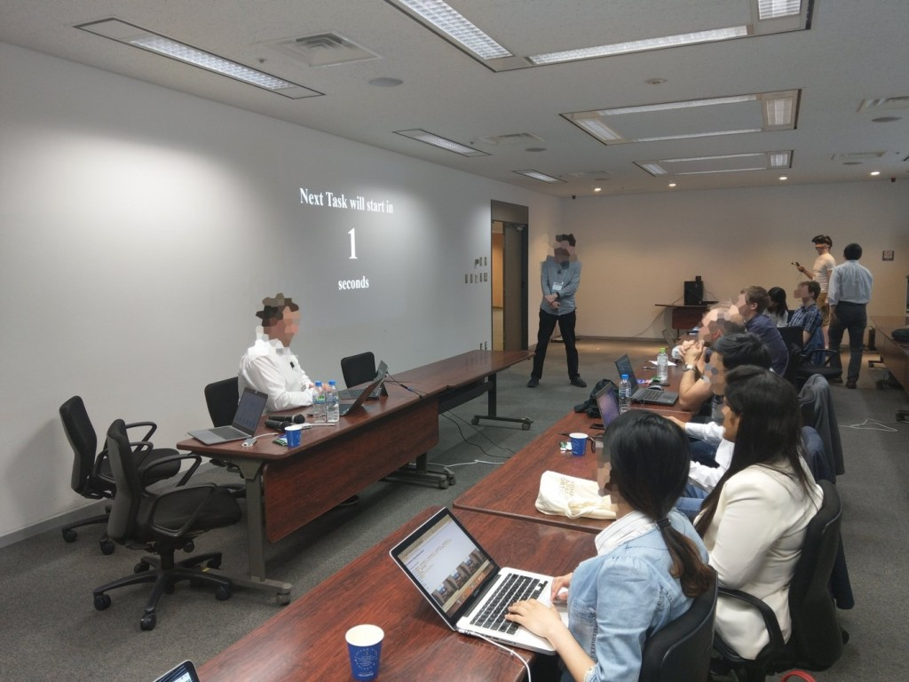 The Lifelog Search Challenge Workshop attracted six teams for a real-time public interactive search competition.