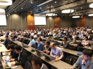 Plenary of the 127th MPEG Meeting in Gothenburg, Sweden.